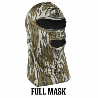 Primos Stretch Fit Mask - Mossy Oak Bottomland Full Face