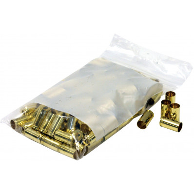 BVAC New Unprimed Brass Handgun Cartridge Cases 100/ct 40 S&W