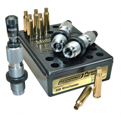 Redding Premium Series Deluxe 3-Die Set .300 WSM
