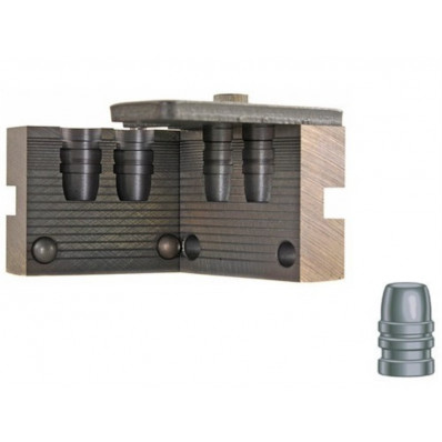 """RCBS Single Action Army Pistol Bullet Mould - Double Cavity .454"""" 270 gr"""