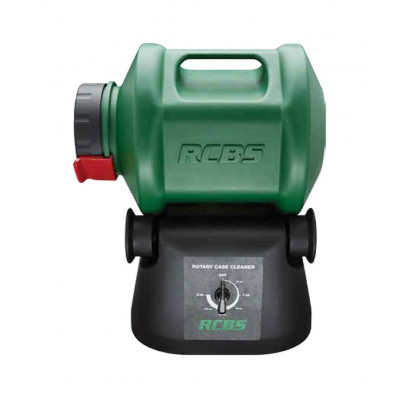RCBS Rotary Case Cleaner 120 VAC - US/CN, 7.4 qt Capacity