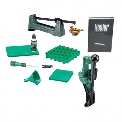 RCBS Partner Press Reloading Kit