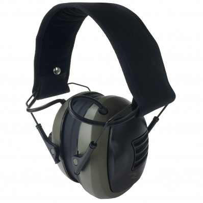 Radians CSE10BX Tactical Diffusor Electronic Earmuffs NRR23