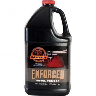 Ramshot Enforcer Spherical Handgun Powder 4 lbs