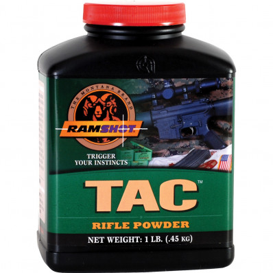 Ramshot Tac Rifle Powder 1 lbs