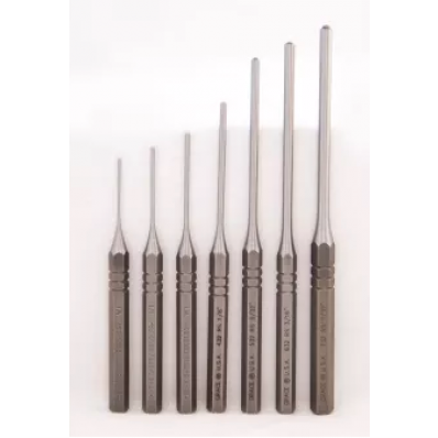 Grace USA Steel Roll Spring Punch Set