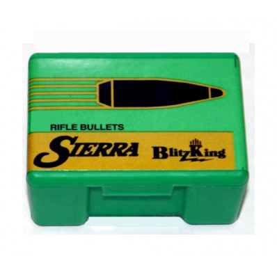 "Sierra BlitzKing Rifle Bullets .20 cal .204"" 39 gr BLKG 100/ct"