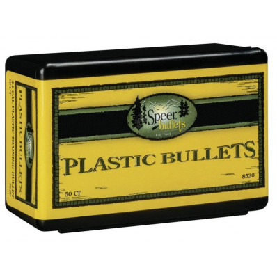 Speer Plastic Training Bullets .44 cal 50/ct
