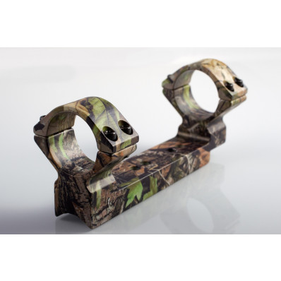 """Talley Lightweight Alloy Mount Combo - Extended, Thompson Center Encore- Omega Triumph & Pro Hunter- HD Camo - 1"""" High"""