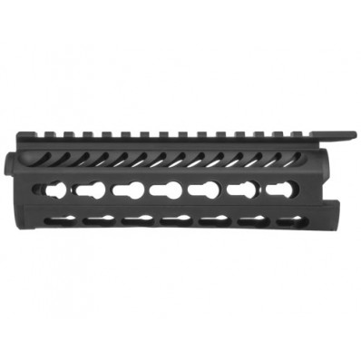 TEKKO METAL AR15 CARBINE 7IN DROPIN KEYMOD RAIL SYSTEM