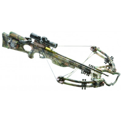 TenPoint Phantom CLS-S Crossbow Package with 3x Pro View Scope and ACUdraw 50 - RealTree APG