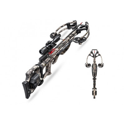 TenPoint Titan M1 Crossbow Package 3x Pro-View 3 Scope & ACUdraw