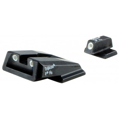 Trijicon Smith & Wesson M&P Shield Night Sight Set (Green Front & Rear Lamps)
