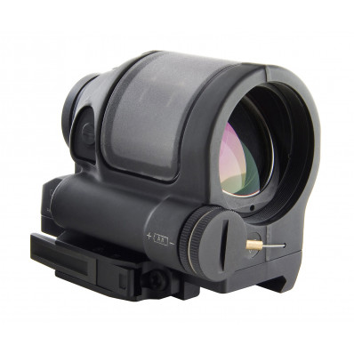 Trijicon SRS 1x38mm Sealed Reflex Sight 1.75 MOA Dot with Quick Release Mount Black