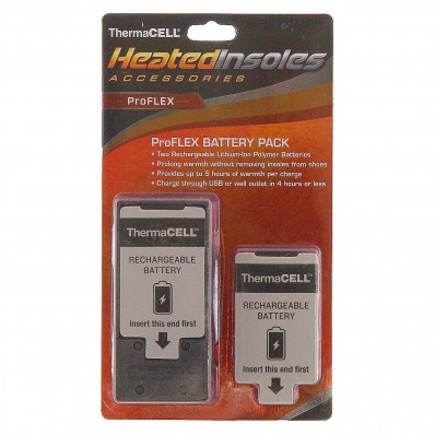 Thermacell ProFLEX Heated Insoles Battery Pack