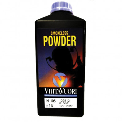 VihtaVouri N105 Smokeless Handgun Powder 1 lbs