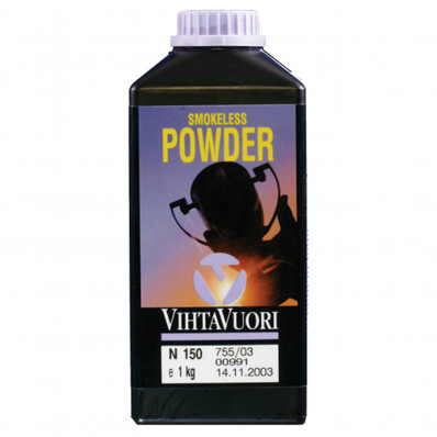VihtaVouri N150 Smokeless Rifle Powder 1 lbs