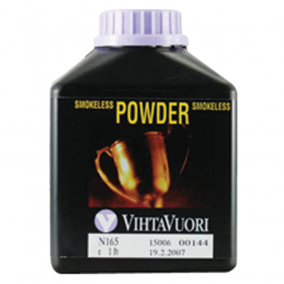 VihtaVouri N165 Smokeless Rifle Powder 1 lbs