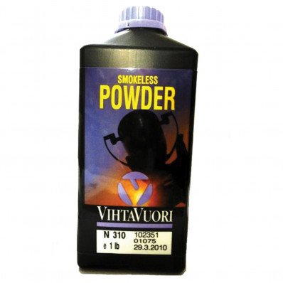 VihtaVouri N310 Smokeless Handgun Powder 4 lbs