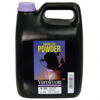 VihtaVouri N350 Smokeless Handgun Powder 4 lbs