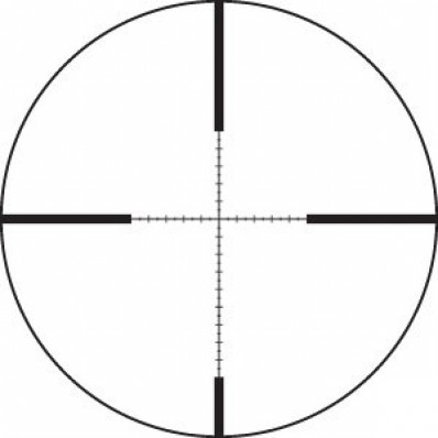 VMR-1 MRAD Reticle