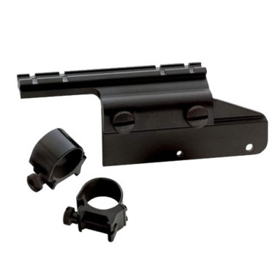 Weaver Converta-Mount (Rings & Bracket) for Mossberg 500 See-Under Style