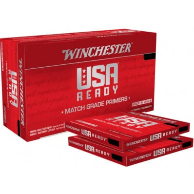 Winchester Primers Small Pistol Match 1000/ct