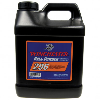 Winchester 296 Powder 8 lbs