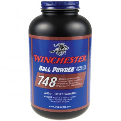 Winchester 748 Powder 1 lbs