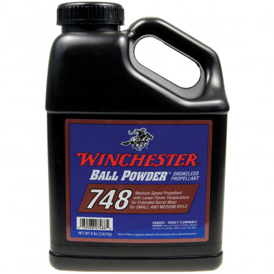 Winchester 748 Powder 8 lbs