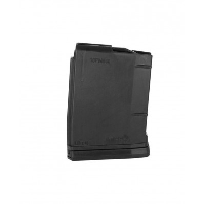 Mission First Tactical Rifle Magazine 5.56x45mm .223 .300 AAC Bagged Black 10/rd