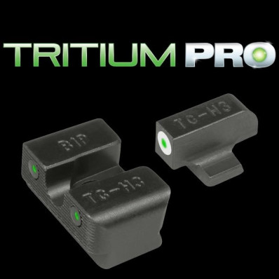 ruglo Tritium Pro Night Sights Fit Beretta PX4 Storm (Excluding Compact