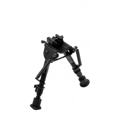 """Truglo Tac-Pod Adjustable Bipod with Fixed Base - Adjustable from 6-9"""""""