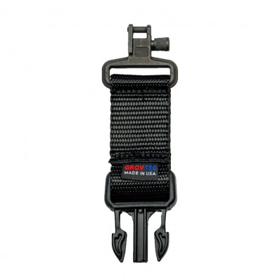 GrovTec Mil-Force Swivel Buckle Accessory
