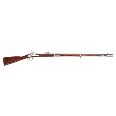 """Traditions 1842 Springfield Musket Build-It-Youself Kit .69 cal Per Rifled 42"""" Barrel"""