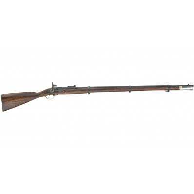 """Traditions 1853 Enfield Musket Build-It-Yourself Kit .58 cal Smoothbore 39"""" Barrel"""