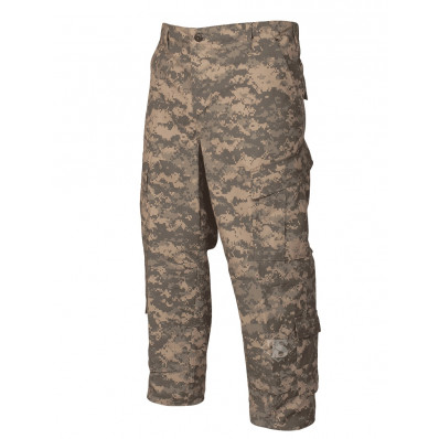 Tru-Spec Army Combat Uniform (ACU) Pants - 50/50 Nylon Cotton Rip-Stop Army Digital