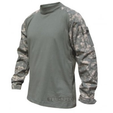 Tru-Spec T.R.U. Combat Shirt - Army Digital