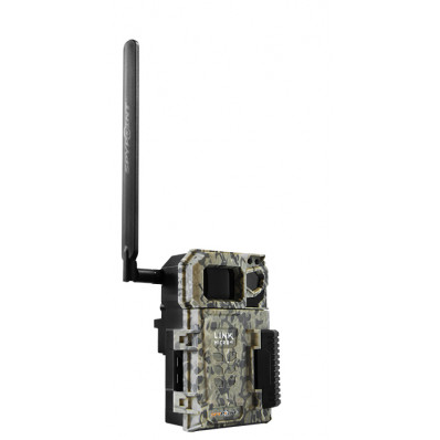 Spypoint Link-Micro 4G Network Cellular Series Trail Camera 80' Flash Range 0.5s Trigger Speed