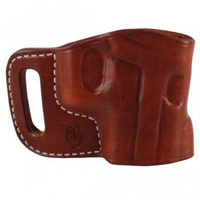 El Paso Saddlery Combat Express Holster for Glock 17/19/22/23/26/27 Right/Russet