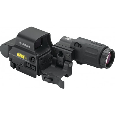 EOTech Holographic Hybrid Sight - EXPS3-4 & G33.STS Magnifier