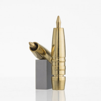 """Lehigh Defense Controlled Fracturing Lead-Free Bullets .300 Blackout Whisper .308"""" 168gr Subsonic 750-1200 fps 50/Box"""