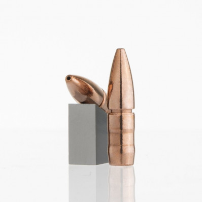 """Lehigh Defense High Velocity Controlled Chaos Copper Bullets .223 Rem/5.56x45mm .224"""" 62gr 1500-4200 fps 100/Box"""