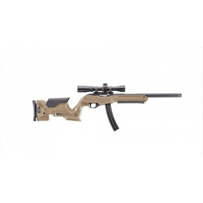 ProMag Archangel Ruger Precision Stock Kit (Ruger 10/22) - Desert Tan Technapolymer