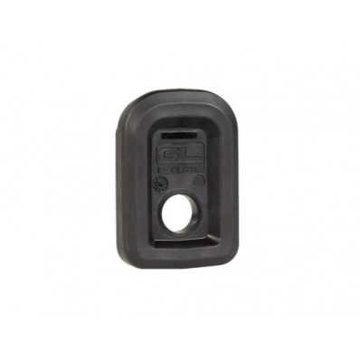 Magpul Magazine GL L-Plate  Fits PMAG 17 GL9 for Glock 17 and PMAG 15 GL9 for Glock 19  Black  3/Pack MAG567BLK