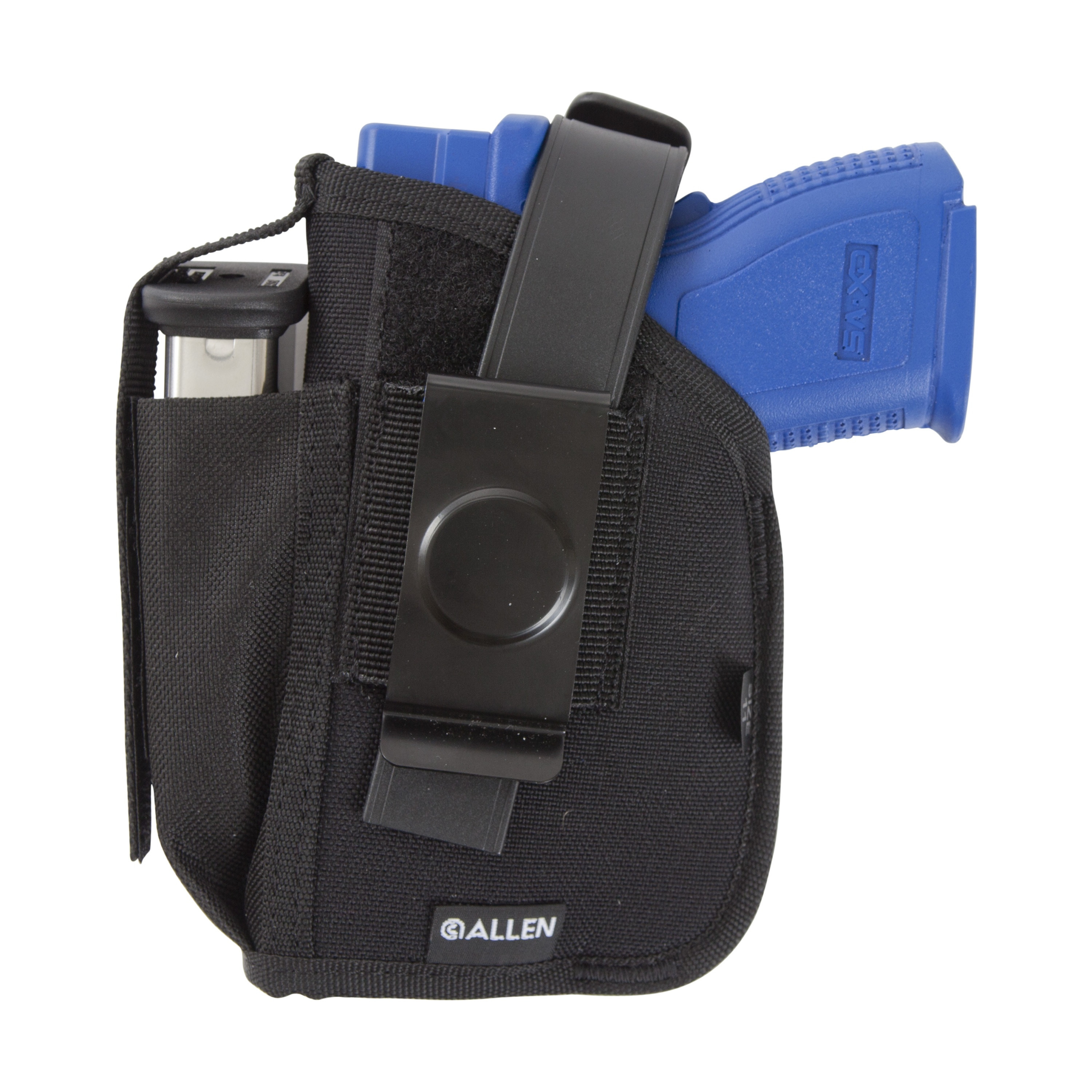 Allen company ambidextrous holster for medium handgun with - Alienware concealed carry ...