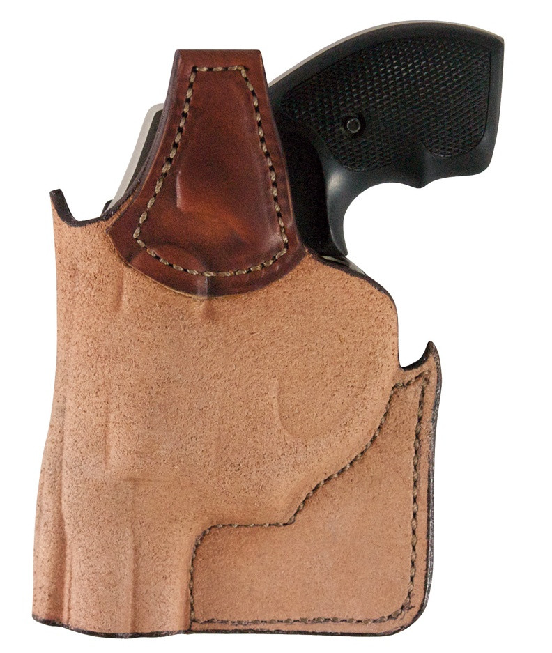 Lcr In Hand : Bianchi model pocket piece holster style ruger