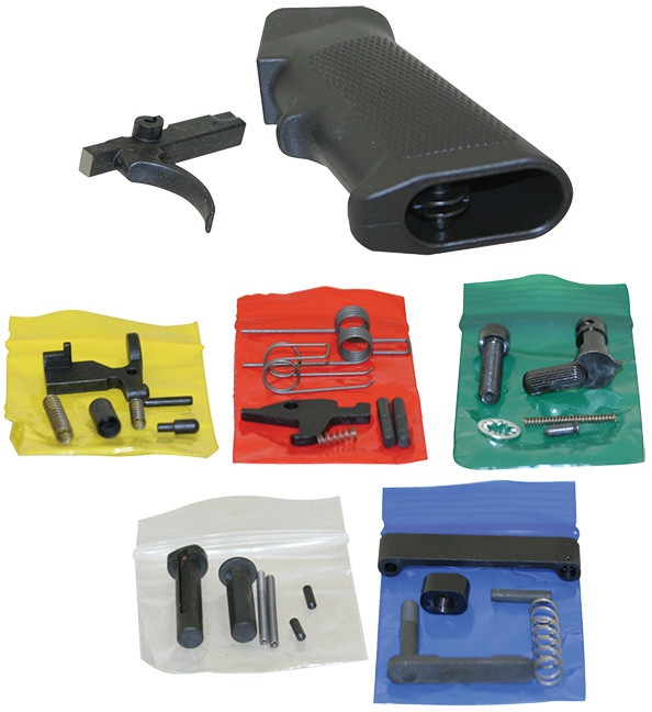 cmmg lower parts kit review