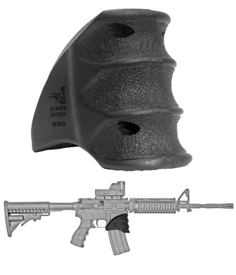 Mako Group Magazine Well Grips For Ar 15 Natchez