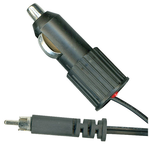 Nite Lite Battery Auto Charger For Nl682 Nl6v8 And